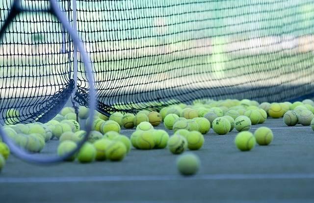 Free photo: Tennis, Exercise, Playground, Ball - Free Image on Pixabay - 2100437 (6195)