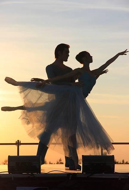 Free photo: Ballet, Evening, Sunset, Dance - Free Image on Pixabay - 1262613 (6197)