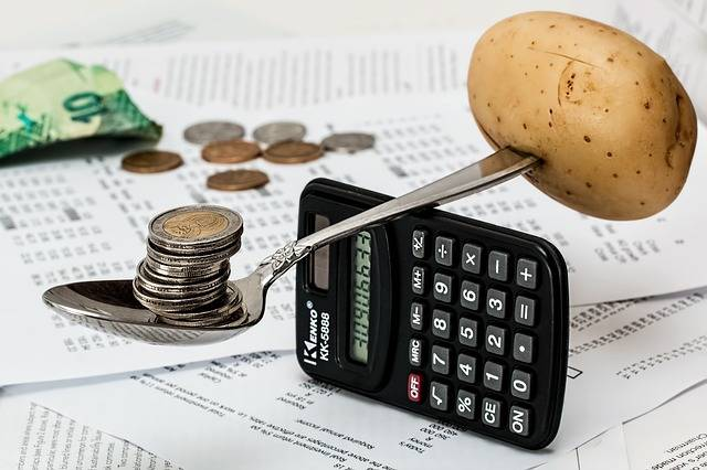 Free photo: Coins, Calculator, Budget - Free Image on Pixabay - 1015125 (6822)