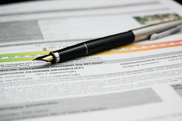 Free photo: Pen, Document, Energy Certificate - Free Image on Pixabay - 428305 (6896)
