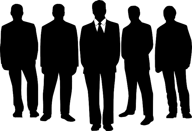 Free vector graphic: Businessmen, Men, People, Office - Free Image on Pixabay - 42691 (7009)