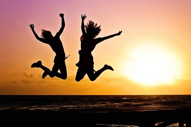 Free photo: Youth, Active, Jump, Happy, Sunrise - Free Image on Pixabay - 570881 (8405)