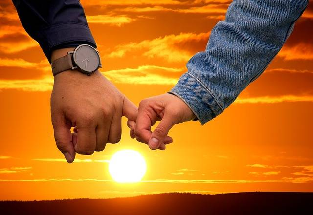 Free photo: Pair, Sunset, Mood, Love, Lovers - Free Image on Pixabay - 2879672 (17088)