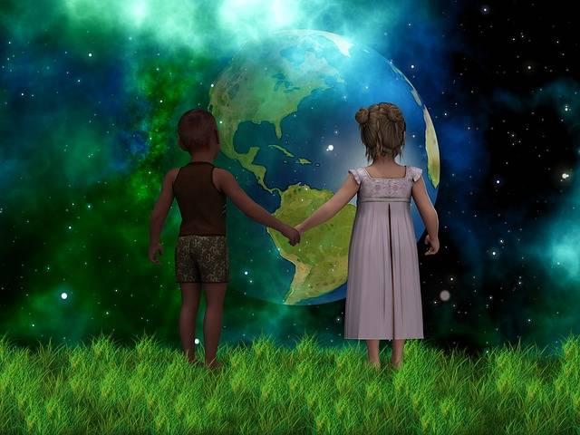 Free photo: Children, Forward, Skin Color - Free Image on Pixabay - 2853253 (17152)