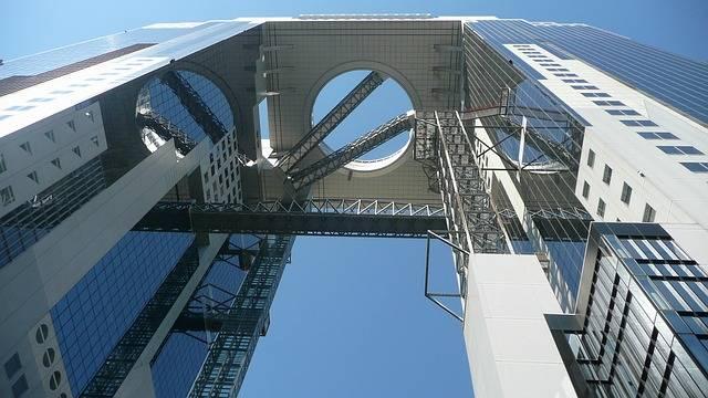 Free photo: Osaka, Japan, Building, Structure - Free Image on Pixabay - 98350 (720)