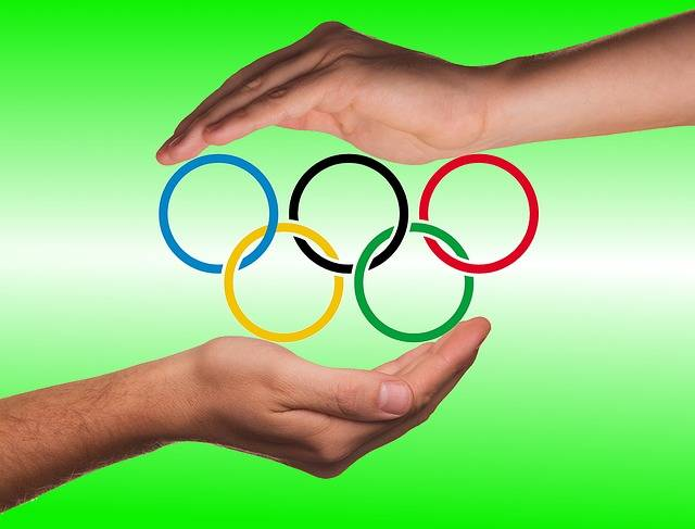 Free photo: Hands, Protection, Olympic Rings - Free Image on Pixabay - 1429672 (783)