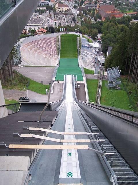 Free photo: Ski-Jump, Ski Jumping Hill - Free Image on Pixabay - 404024 (800)
