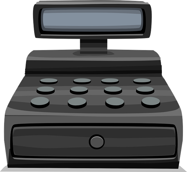 Free vector graphic: Cash Register, Register, Retail - Free Image on Pixabay - 576159 (914)