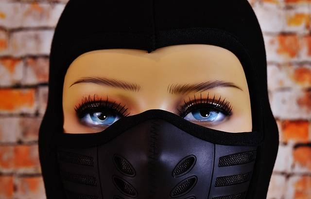 Free photo: Woman, Ski Mask, Eyes, Headwear - Free Image on Pixabay - 2086453 (1110)