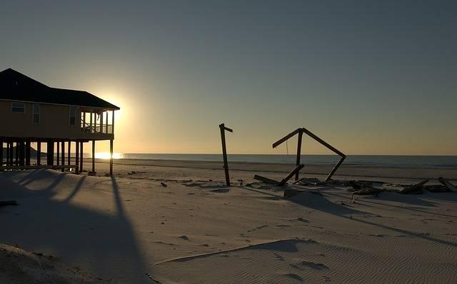 Free photo: Pensacola Beach, Florida, Sunset - Free Image on Pixabay - 82822 (1369)
