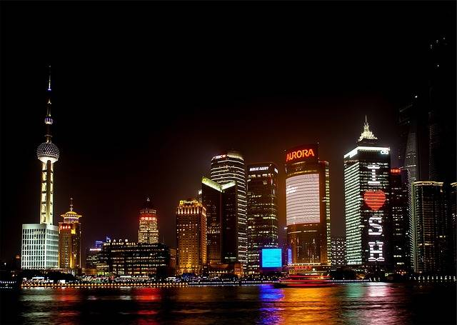 Free photo: Shanghai, China, Skyline, Buildings - Free Image on Pixabay - 2625315 (1697)