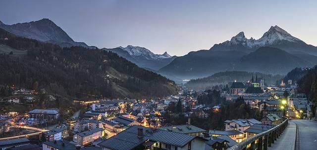 Free photo: Berchtesgaden, Alpine, Watzmann - Free Image on Pixabay - 2928712 (1916)