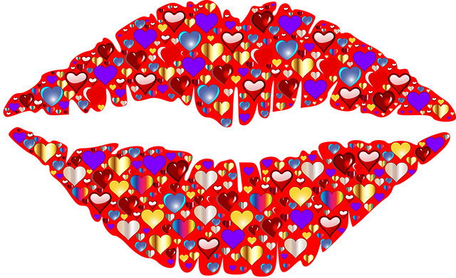 Free vector graphic: Heart, Lips, Kiss, Romance, Passion - Free Image on Pixabay - 1301904 (2294)