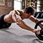 腹筋ローラーで体幹トレーニング!初心者でもできる鍛え方