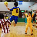 ハンドボールのサイドの役割や動き方とは?【ポジション理解編】