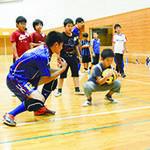 ドッジボール4つの練習方法!メニューや上達するためのポイントとは?