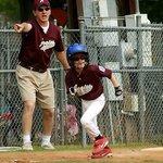 野球のタッチアップ(タッグアップ)とは?ルールと意味をわかりやすく解説!