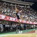 走り幅跳びのルールや計測方法や記録など【体力テスト】
