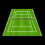 テニスコートの大きさとは?面積やサイズなどをしっかり知ろう!
