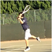 テニスのバックハンドが安定する打ち方のコツとは?【両手打ち編】