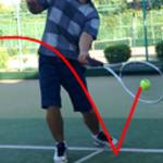 ライジングショットの打ち方と5つのコツ【テニスの上達ガイド】