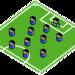 サッカーのポジション名と役割を初心者でもわかりやすく徹底解説!