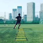 ラダーを使ったトレーニングでサッカー上手くなるメニュー8選!