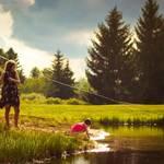 川釣りの初心者入門ガイド!始めるための道具や釣れる魚などの知識まとめ