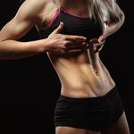 腹筋を割りたい女性が増えている!腹筋女子のトレーニングメニュー7選