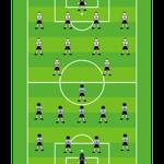 ラインディフェンスの意味と意図とは?サッカーの守備戦術を理解しよう