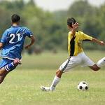 サッカーボールの蹴り方をゼロから解説します!キックのコツはフォームと蹴り方