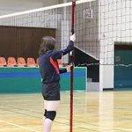 バレーボールのネットの高さとは?国際大会は男子243cm、女子224cm?