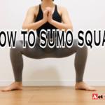 相撲スクワットの効果とやり方とは?女性におすすめしたい簡単筋トレ