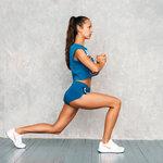 ジャンピングランジとは?効果的に大胸筋やインナーマッスルを鍛えるやり方を解説!