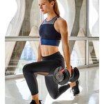 ダンベルランジとは?効果的に大腿四頭筋やハムストリングスを鍛えるやり方を解説!