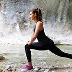 バックランジとは?効果的に大腿四頭筋やインナーマッスルを鍛えるやり方を解説!