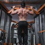 広背筋の筋トレ方法とは?背中の効率的な鍛え方と効果を解説!