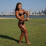 美人の女性ボディビルダーランキング15人!可愛さと筋肉の両立が凄い