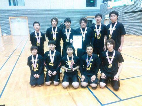 2013年度J.D.B.A全日本選手権優勝チーム「ゴテ...