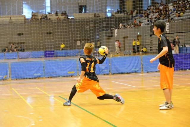 大人・学生向けのドッジボール全国大会(全日本選手権大会)