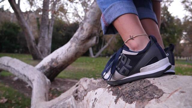靴・シューズのグリップ力