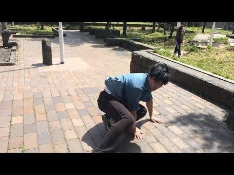 PKロールの練習方法