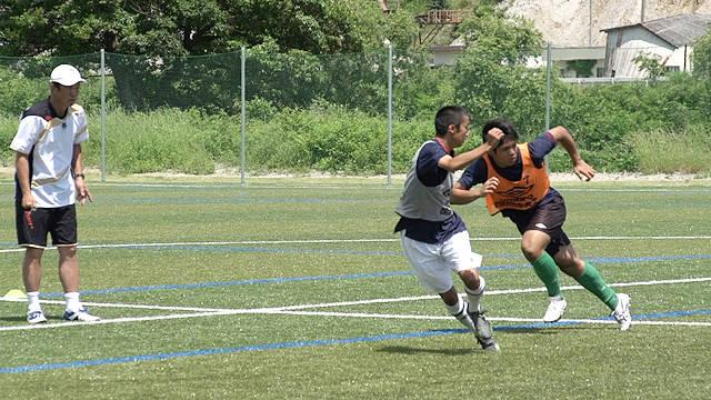 サッカーの練習法DVD | 四中工の奪い合うサッカー ~育成年代のディフェンスを見つめ直す~ (2683)