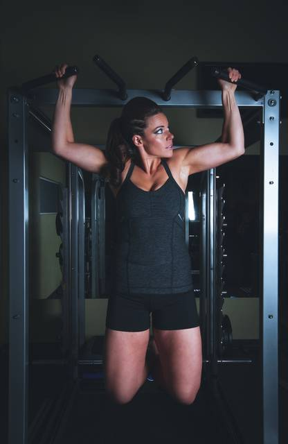 Bodybuilding, woman, gym, workout and muscle HD photo by Scott Webb (@scottwebb) on Unsplash (9685)