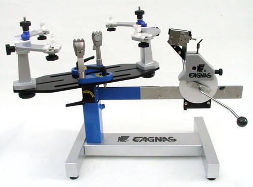 EAGNAS 手動式テーブルタイプのストリングマシン - HAWK 600 (11263)