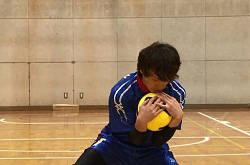 みんなで一緒にドッジボール! 【第2回 キャッチング】|ベネッセ教育情報サイト (12622)