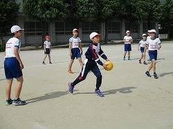 松山市立北久米小学校 - my weblog : ドッジボールクラスマッチ by kitaku24 (12626)