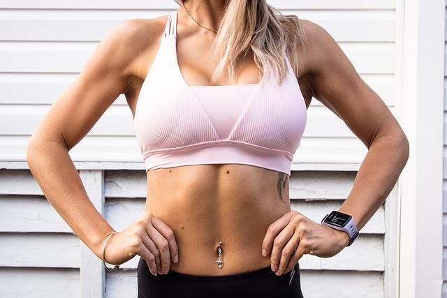 腹筋ローラーでできる腹筋の効果