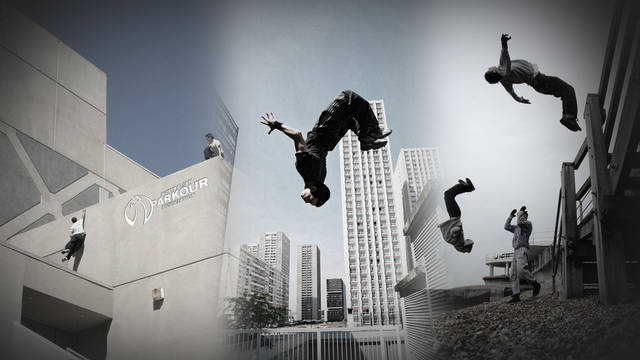Freerunning/Parkour Wallpaper by jamie1245 on DeviantArt - WallpaperPulse (18405)