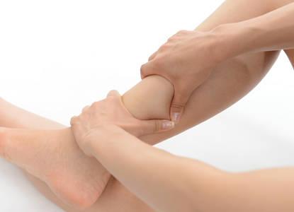 つま先・足首の使い方